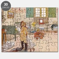 Little girls room Puzzle