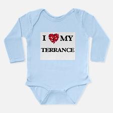 I love my Terrance Body Suit