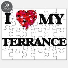 I love my Terrance Puzzle