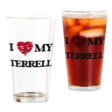 I love my Terrell Drinking Glass