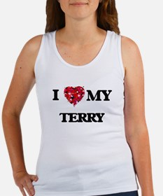 I love my Terry Tank Top