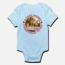 A Very Merry Unbirthday To You Infant Bodysuit