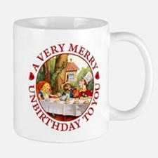A Very Merry Unbirthday To You Mug
