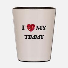 I love my Timmy Shot Glass