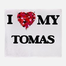 I love my Tomas Throw Blanket
