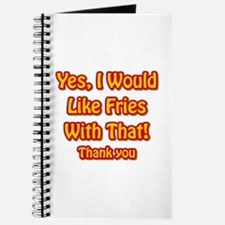 Fries Affirmative Journal