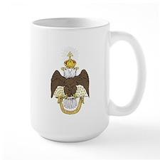 33rd Double Headed Eagle of Lagash Mugs