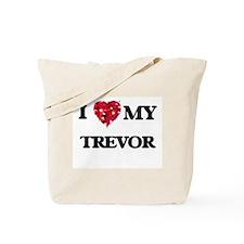 I love my Trevor Tote Bag