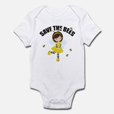 Save the Bees Infant Bodysuit
