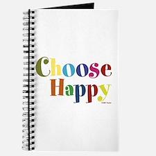 Choose Happy 01 Journal
