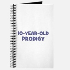 10-Year-Old Prodigy Journal