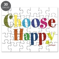 Choose Happy 01 Puzzle