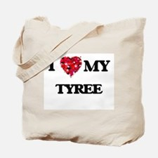 I love my Tyree Tote Bag