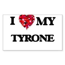 I love my Tyrone Decal