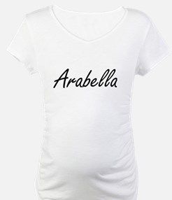 Arabella artistic Name Design Shirt