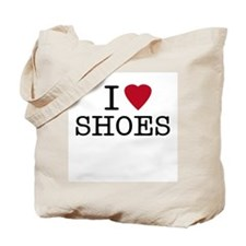 I Heart Shoes Tote Bag