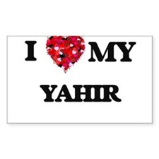I love my Yahir Decal
