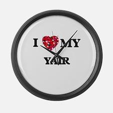 I love my Yair Large Wall Clock