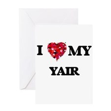 I love my Yair Greeting Cards