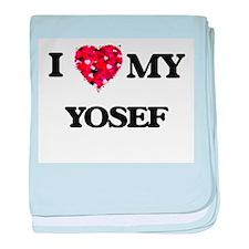I love my Yosef baby blanket