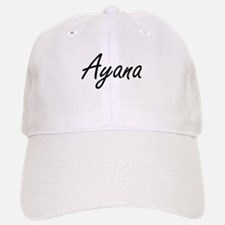 Ayana artistic Name Design Cap