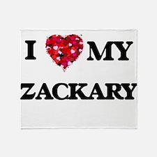 I love my Zackary Throw Blanket