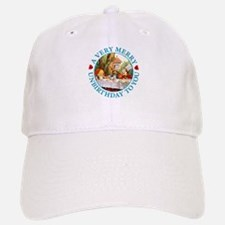 A Very Merry Unbirthday To You Baseball Baseball Cap