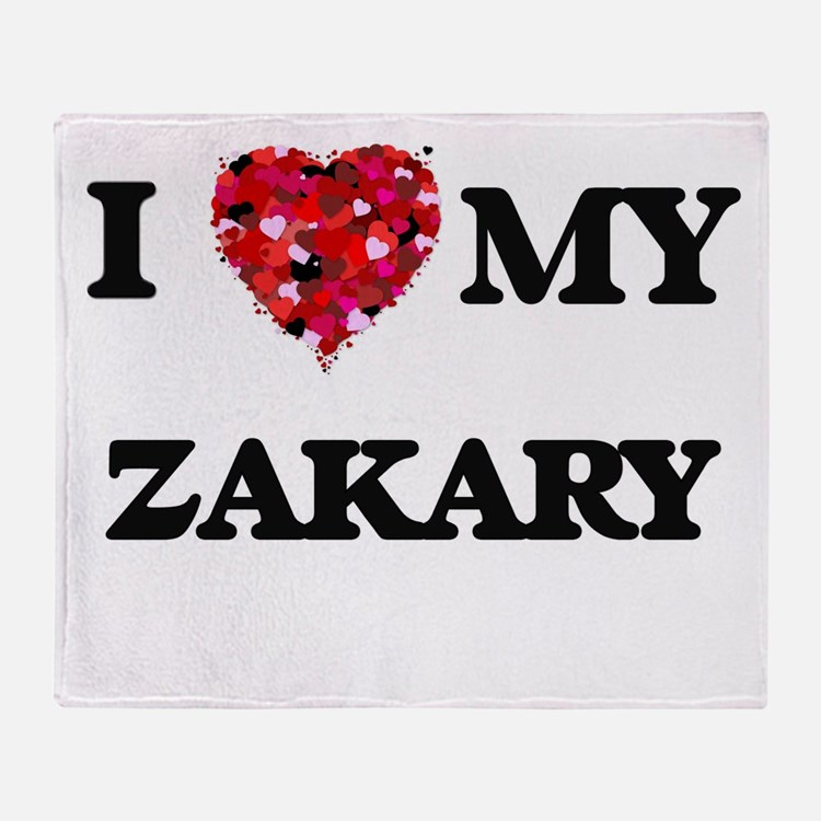 I love my Zakary Throw Blanket