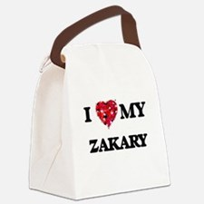 I love my Zakary Canvas Lunch Bag