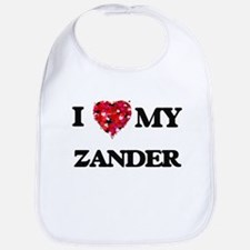 I love my Zander Bib