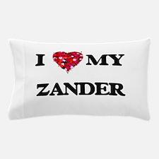 I love my Zander Pillow Case