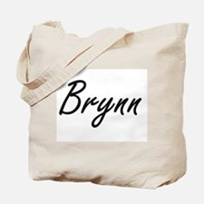 Brynn artistic Name Design Tote Bag