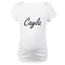 Cayla artistic Name Design Shirt