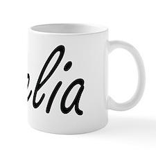 Celia artistic Name Design Mug