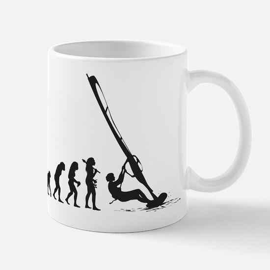 Windsurfing Mug