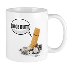 Funny Air kisses Mug