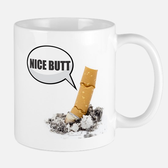 Cute Cigarette Mug