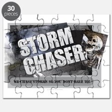 Cool Storm chaser Puzzle