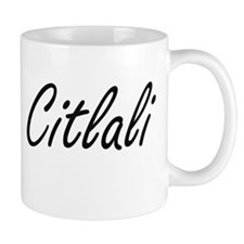 Citlali artistic Name Design Mugs