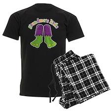 Grandma's Monster Pajamas