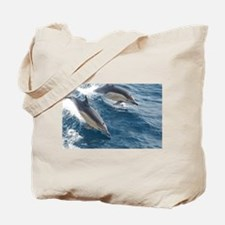 Common Dolphin Tote Bag