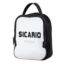 SICARIO - MEXICAN HITMAN Neoprene Lunch Bag