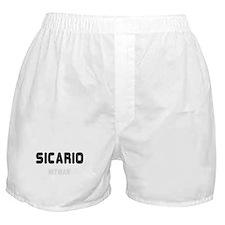 SICARIO - MEXICAN HITMAN Boxer Shorts