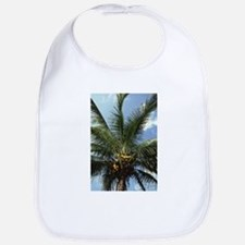 Coconut Palm Tree Bib
