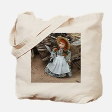 Anne of Green Gables Doll  Tote Bag
