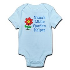 Nana's Little Garden Helper Body Suit