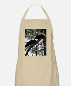 Crows in Love Apron