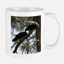 Crows in Love Mugs