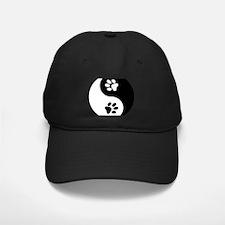 Yin Yang Paws Baseball Hat