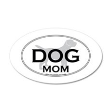 DOGMOM.png Wall Decal